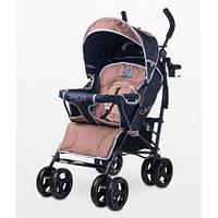 Прогулочная коляска-трость  Caretero Spacer deluxe - beige