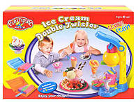 """Набор для творчества Фабрика мороженного -  """"Ice Cream Double Twister"""" - Тесто для лепки (аналог Play-Doh)"""