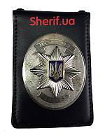 Национальная Полиция Украины для удостоверения обложка НПУ 5101