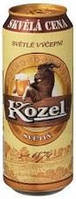 Пиво Kozel ( Козел) 10%  0.5 л ж\б.