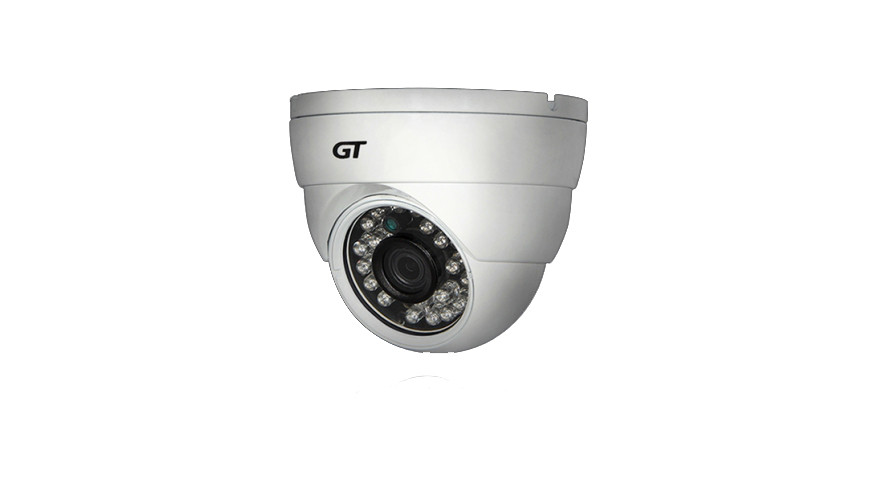 Уличная купольная AHD камера GT AH101-20S