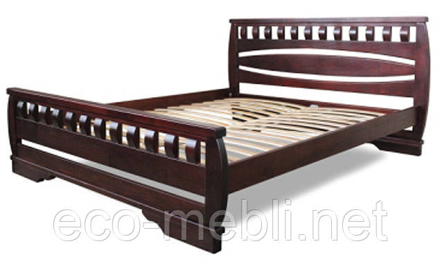 """Півтораспальне ліжко ТИС """"АТЛАНТ 4"""""""