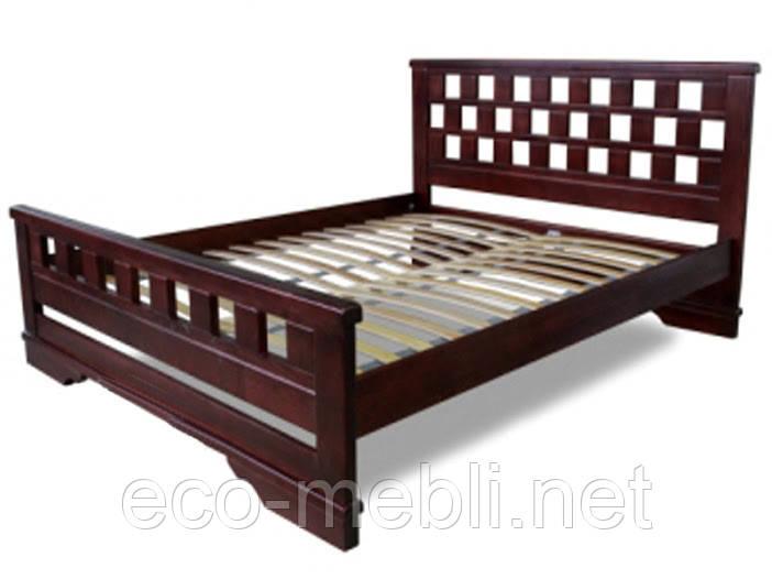"""Півтораспальне ліжко ТИС """"АТЛАНТ 9"""""""