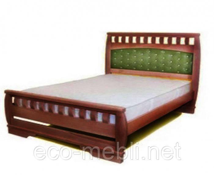 """Півтораспальне ліжко ТИС """"АТЛАНТ 11"""""""