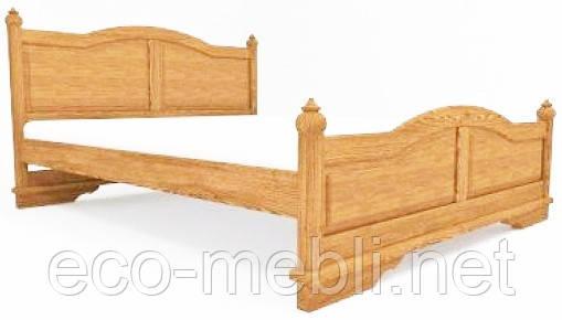 """Півтораспальне ліжко ТИС """"АТЛАНТ 18"""""""