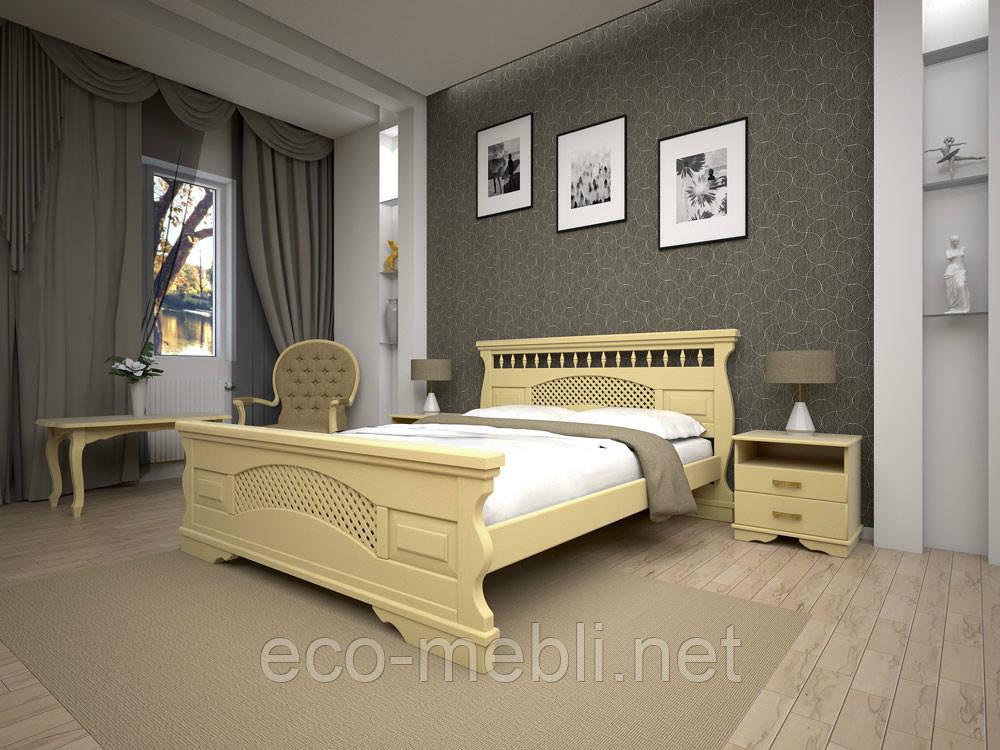 """Півтораспальне ліжко ТИС """"АТЛАНТ 23"""""""
