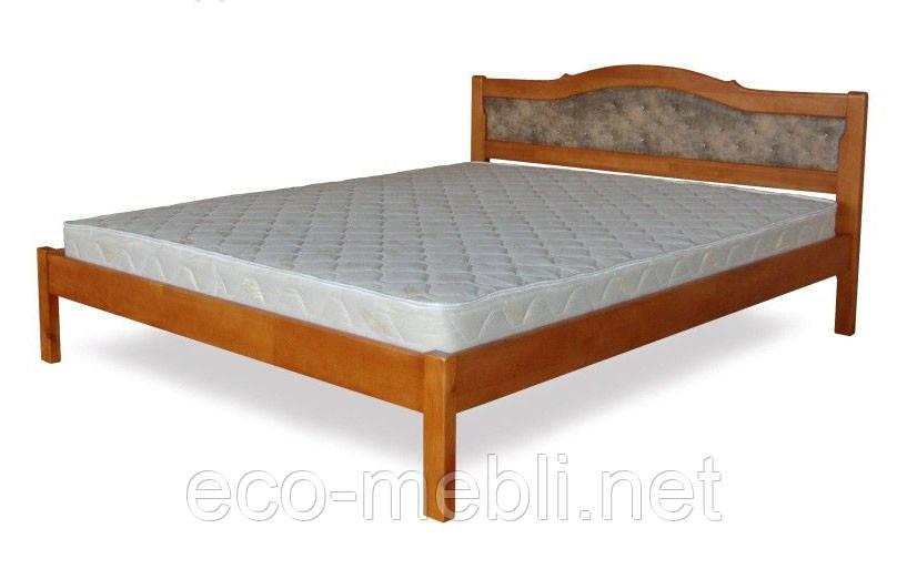 """Півтораспальне ліжко ТИС """"ЮЛІЯ 2"""""""