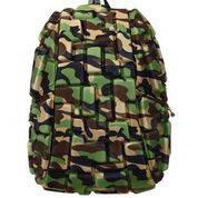 Рюкзак MadPax Blok Half колір Camo зелений камуфляж