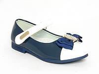 Туфли лаковые для девочки р.27 ТМ Apawwa (Польша)