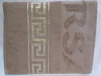 Полотенце для сауны 100*150см. велюр