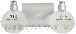 Carolina Herrera 212 EDT 100 ml TESTER Туалетная вода женская (оригинал подлинник  Испания)