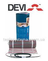 Теплый пол - Мат нагревательный DEVIcomfort 150T (DTIR-150) 206/225 Вт -  1,5 м2, Дания