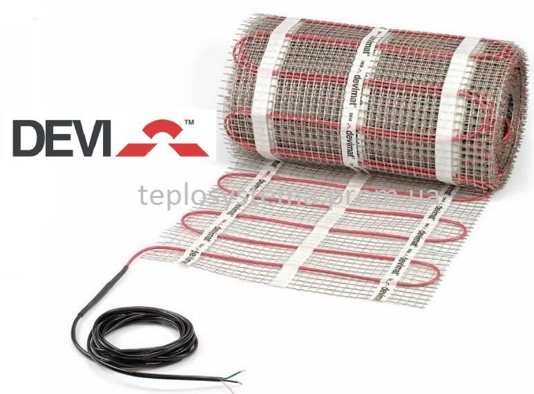 Мат нагревательный DEVImat 150T (DTIF-150) 1674 / 1800 Вт -  12,0 м2, DEVI Дания