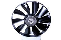 VG1500060402 Крыльчатка вентилятора с гидромуфтой Ф=640 WD615 Howo Sinotruk