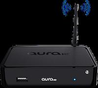 Сетевой медиаплеер AURA HD Plus Т2 + WiFi