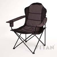 Кресло «Мастер карп» серый