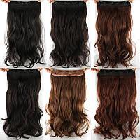 Трессы из искусственного волоса( одна волнистая полоса)