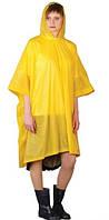 Накидки от дождя (пончо, дождевики)PONCHO жёлтый