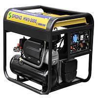 ИНВЕРТОРНЫЙ бензиновый генератор Sadko MWS-3000