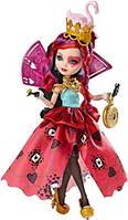 Ever After High Way Too Wonderland Lizzie Hearts Doll Оригинал Mattel