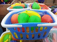 Детская корзина с фруктами супермаркет