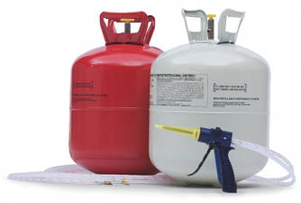 Одноразовая установка для напыления пенополиуретана (ппу) Polyfoam Kit 300