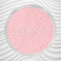 Светло-розовый цветной песок
