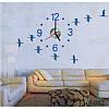 Часы наклейки на стену (7 видов), фото 8