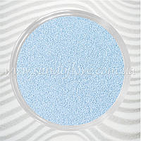 Світло-блакитний кольоровий пісок для весільної церемонії пісочної, фото 1