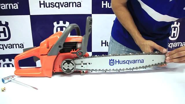 Бензиновая пила Husqvarna-236