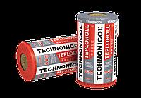 Мат минеральной базальтовой ваты Технониколь Теплоролл 100 мм (4 x 1 м) 4 м. кв