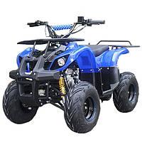 Детский электрический квадроцикл Profi HB-EATV 1000 D-4 синий***