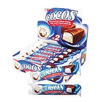 Шоколадный батончик Cocos 48 грамм