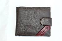 Мужской кошелек из натуральной кожи Gloss