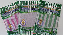 Бамбуковая салфетка с добавлением абразивных нитей
