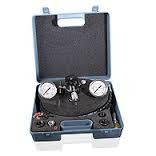 Ремонт гидроаккумуляторов, замена резиновой груши гидроаккумулятора, заправка гидроаккумулятора азотом