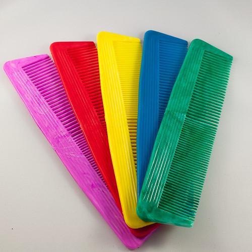 Расческа планка пластиковая от интернет магазина ФредШоп