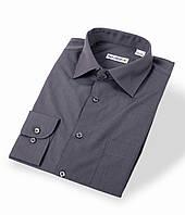 Темно-серая рубашка