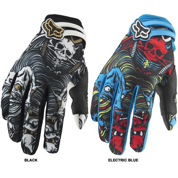 Вело / мото перчатки Fox Platinum Anti-Scene