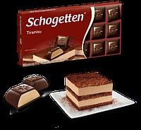 Шоколад Schogetten Tiramisu (Тірамісу) - 100 г.