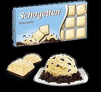 Шоколад Schogetten Stracciatella (Страччітелла) - 100 г.