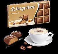 Шоколад Schogetten Cappuccino (Капучино) - 100 г.