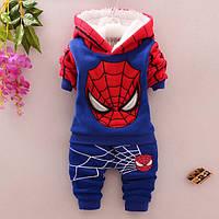 Детский теплый косюм паук