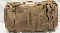 Рюкзак(сумка) туристический койот 40л