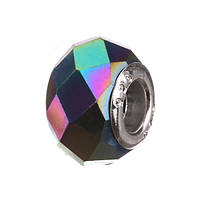 Намистина Pandora (Пандора) райдужна металізована