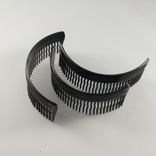 Расческа однорядная, пластиковая в форме обруча от Фреда
