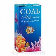 Соль морская Аквариум натуральная Карапуз, 500 г