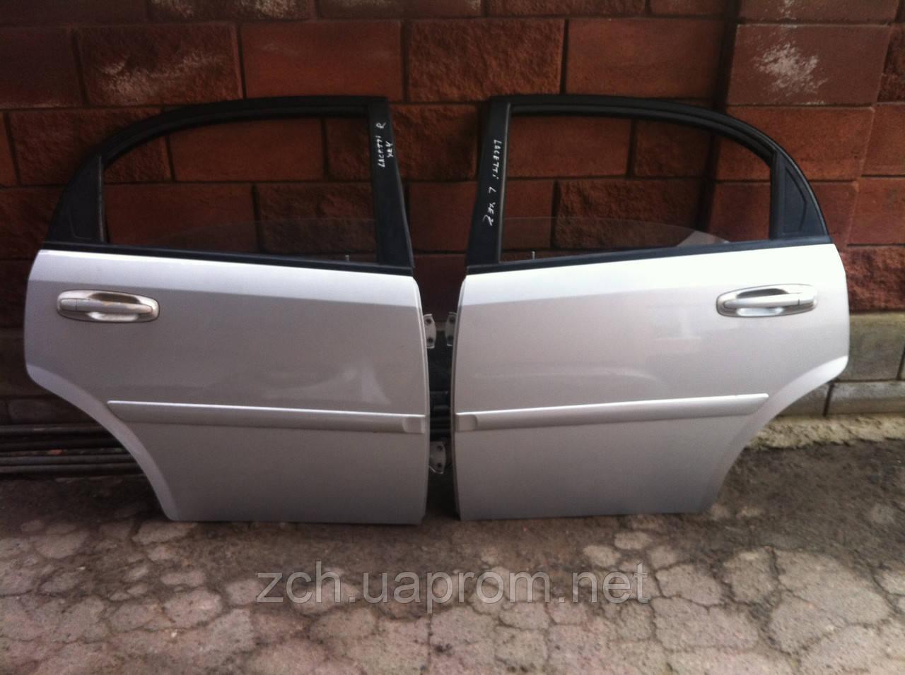 Двері на Chevrolet Lacetti