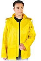 Куртка ПВХ .Куртка KPNP жёлтая