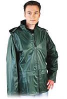 Куртка ПВХ .Куртка KPNP зелёная